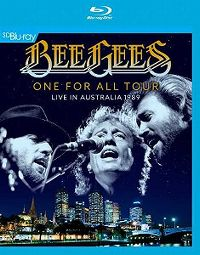 Cover Bee Gees - One For All Tour - Live In Australia 1989 [DVD]